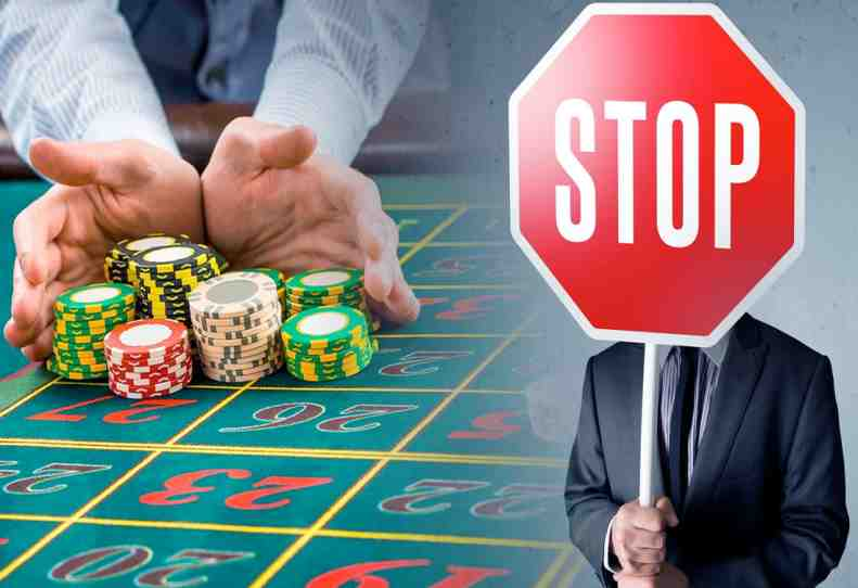 Gambling problem online