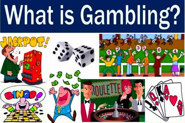 gambling definition